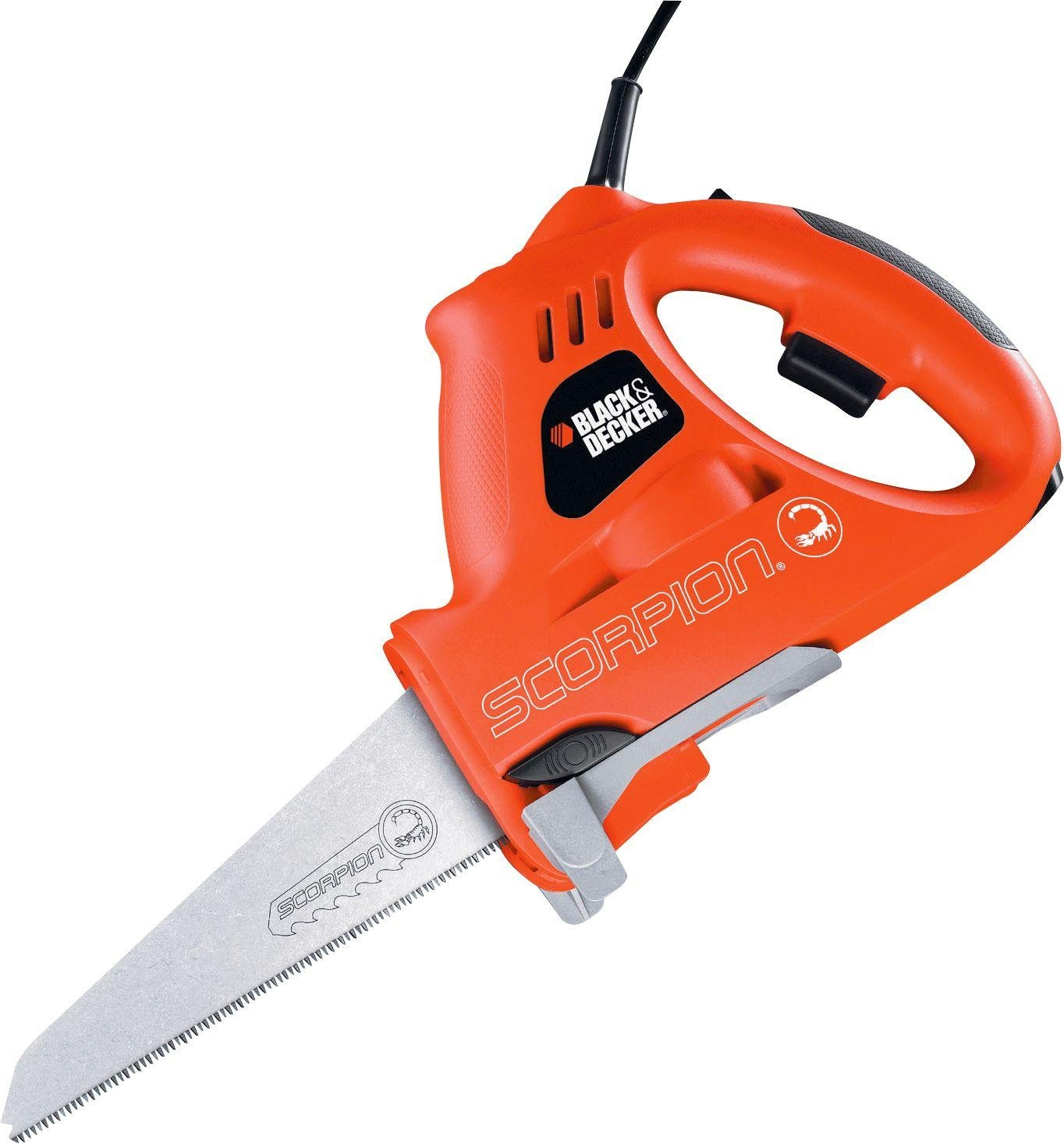 Image of Black and Decker - Scorpion Multifunction Saw - 400W
