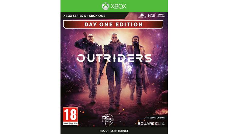 Outriders: Day One Edition Xbox One /Series X Game
