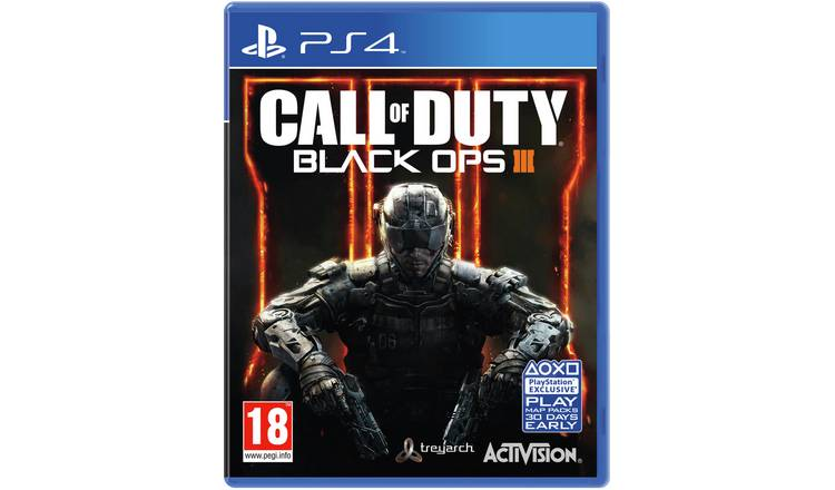 call of duty black ops 3 download time ps4