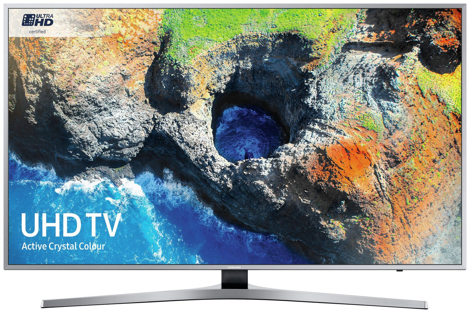 Compare cheap offers & prices of Samsung UE40MU6400 40 Inch UHD Smart TV Active Crystal Colour Television manufactured by Samsung
