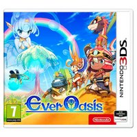 Ever Oasis Nintendo 3DS Game