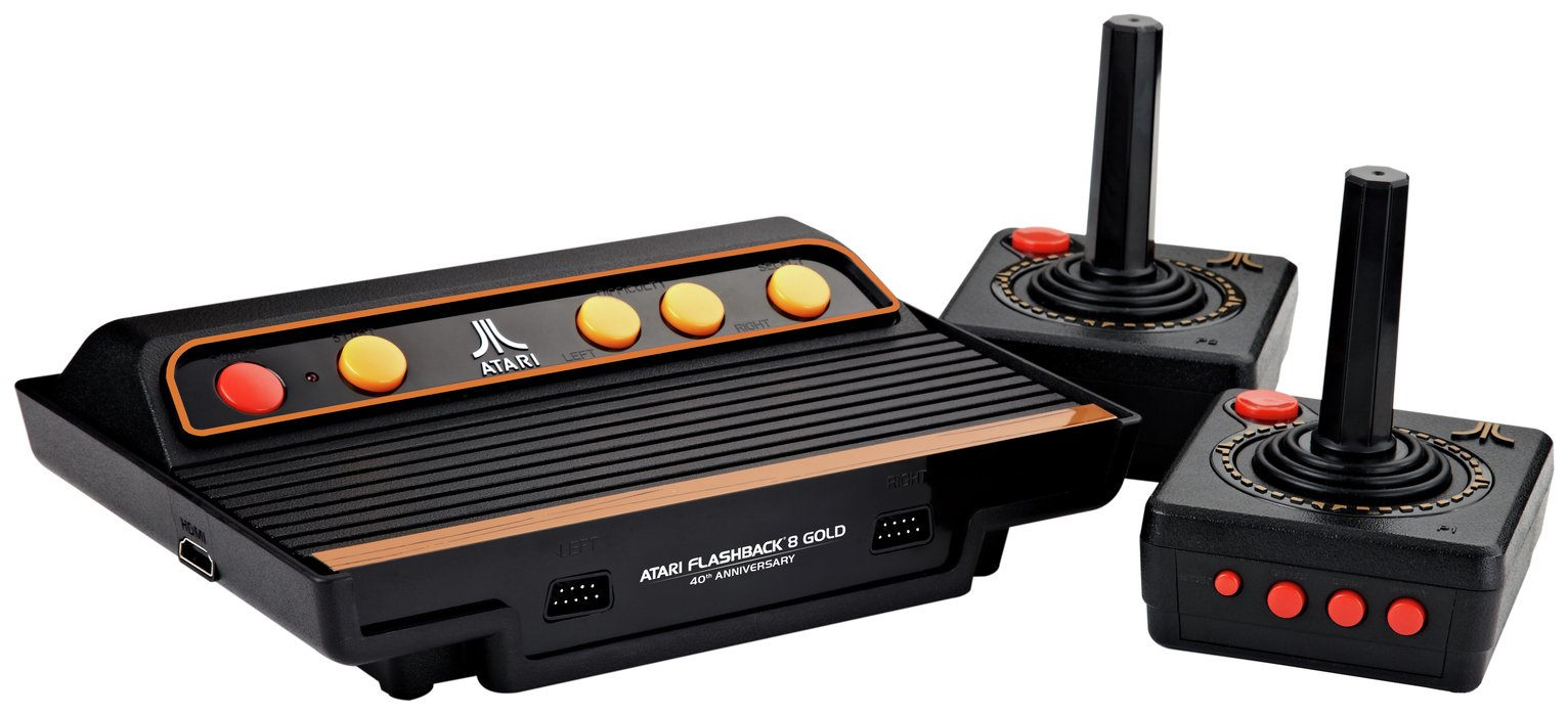 Atari Flashback 8 HD Game Console with 120 Games