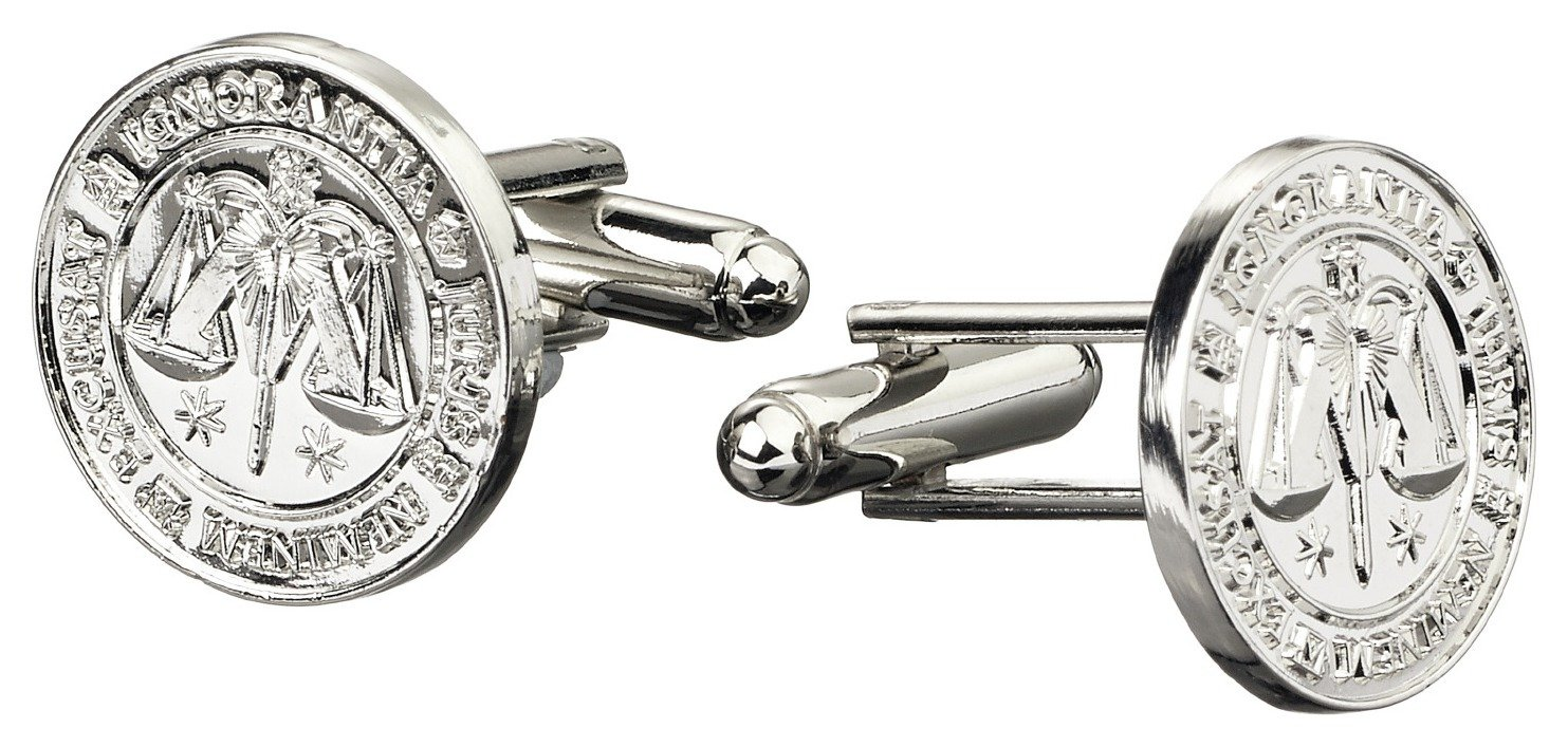 Harry Potter Ministry of Magic Cufflinks. review