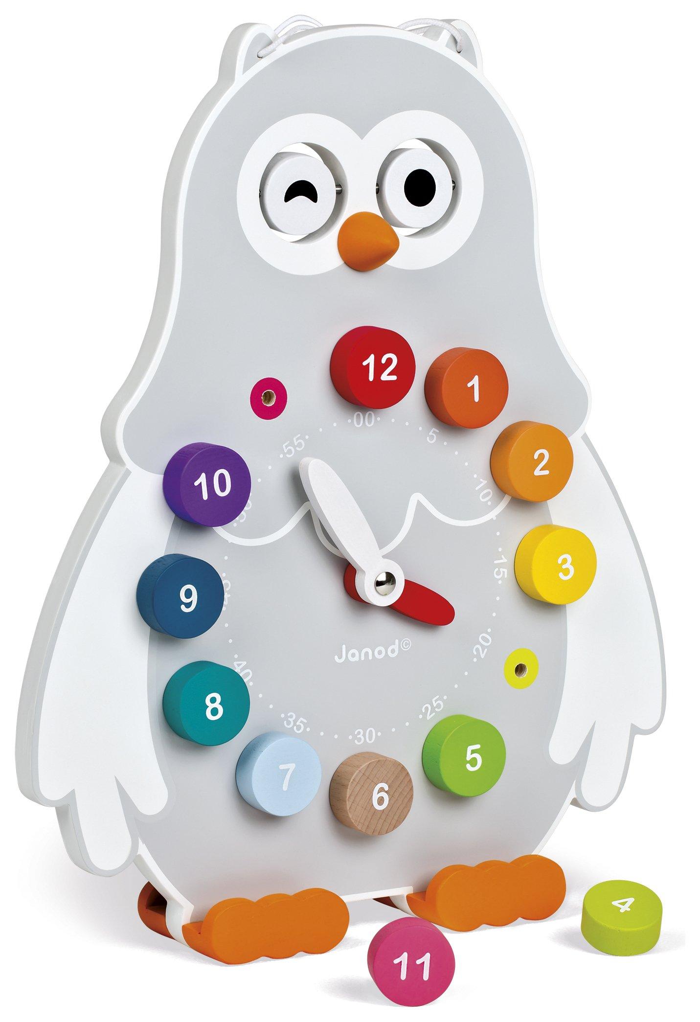 Alex Clock Owly Clock.