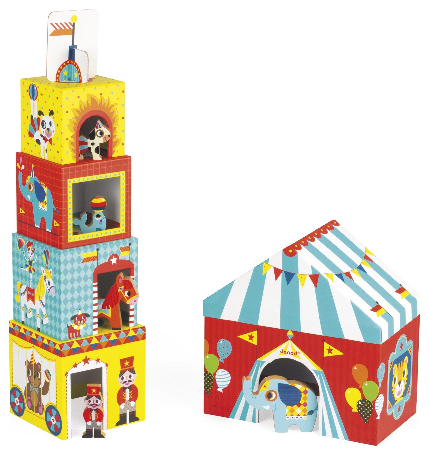 Image of Alex Multikub Circus Game.