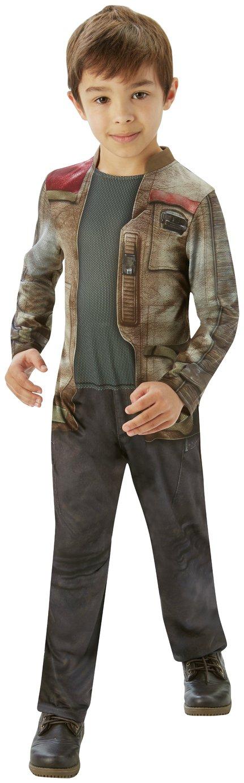 Star Wars Finn Fancy Dress Costume - 7-8 Years