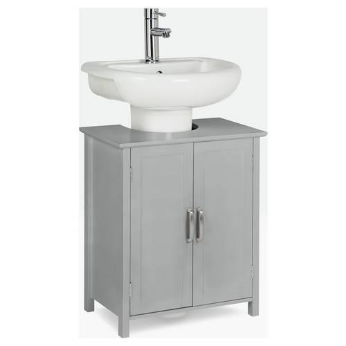 Fantastic Buy Argos Home Tongue And Groove Undersink Storage Unit Grey Bathroom Shelves And Storage Units Argos Download Free Architecture Designs Xerocsunscenecom