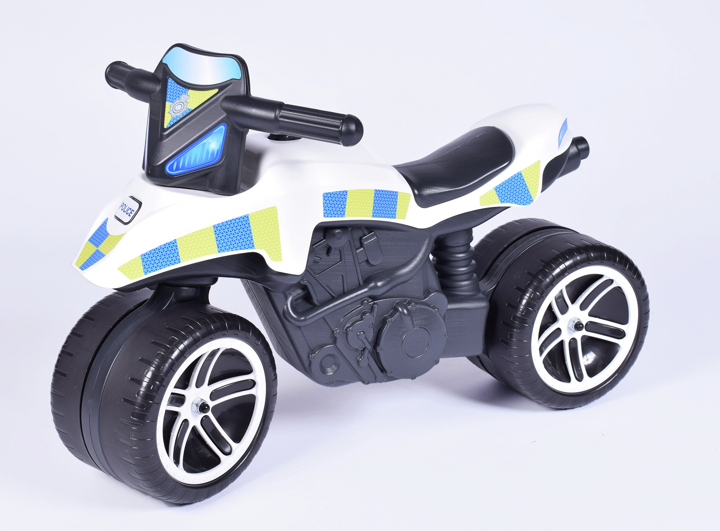 Image of Falk Foot to Floor Police Bike.