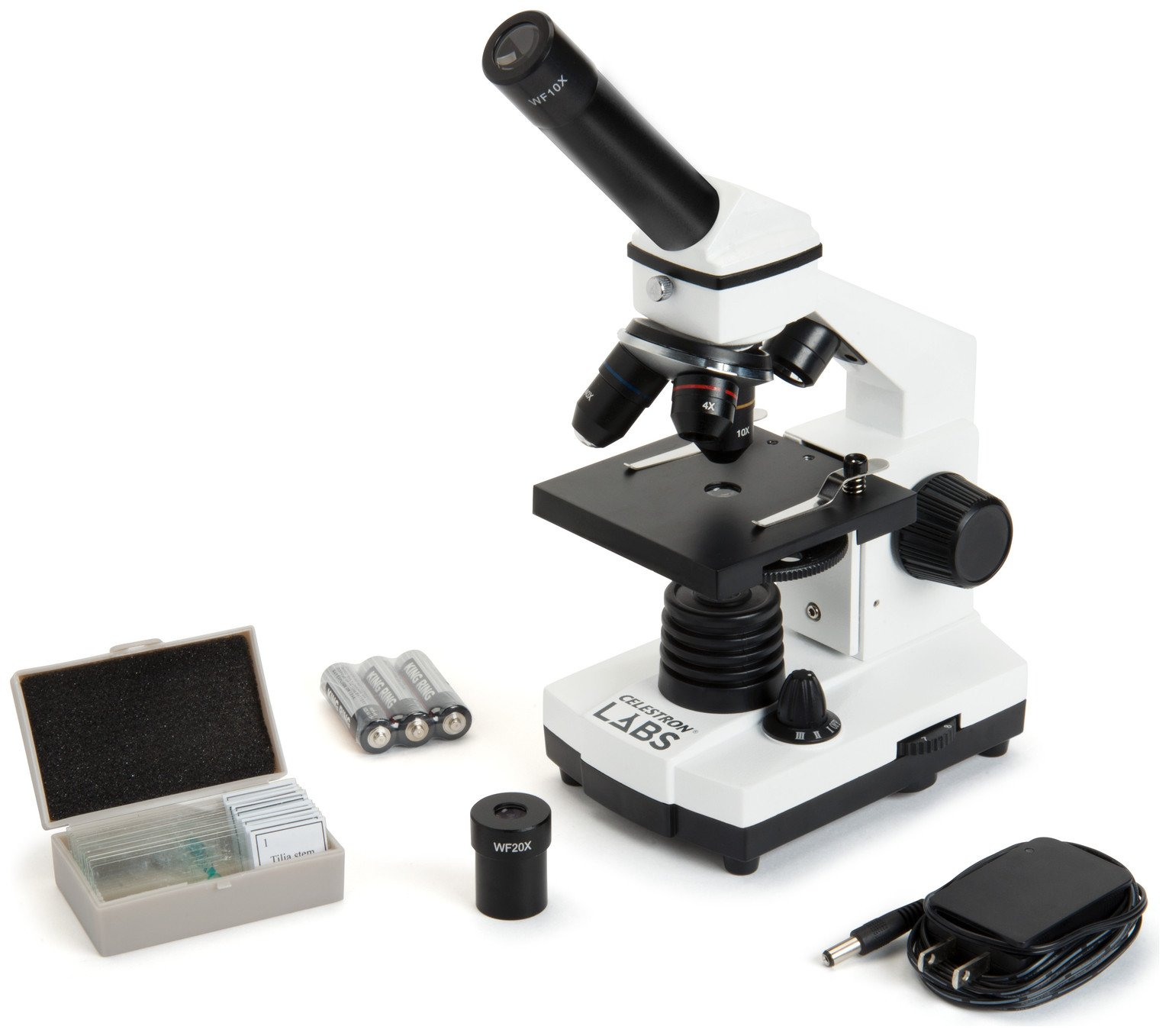 Image of Celestron CM800 Compound Microscope