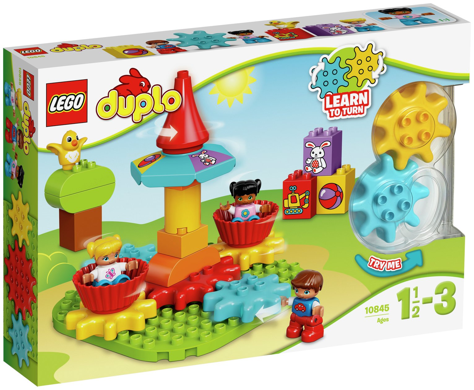 Lego Duplo Alternative