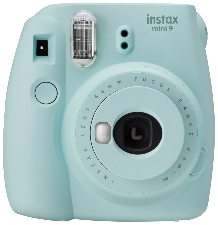 Fujifilm Instax Mini 9 Instant Camera Ice Blue Review