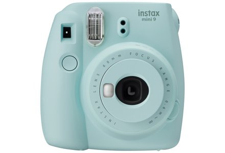 instax Mini 9 Camera - Ice Blue