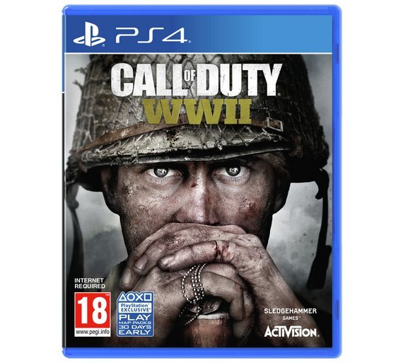 Image of Call of Duty WWII PS4 Game