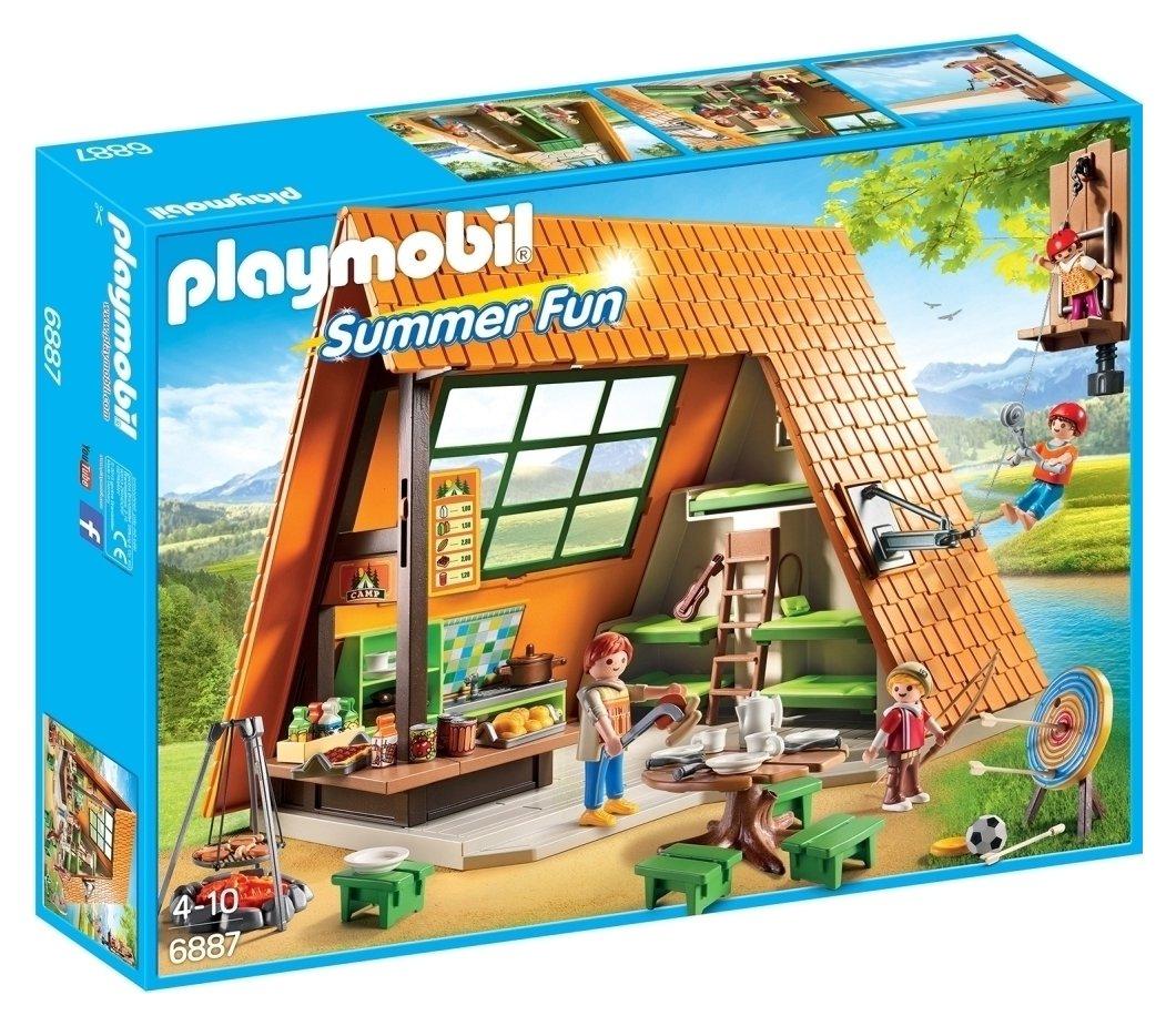 Playmobil 6887 Summer Fun Camping Lodge
