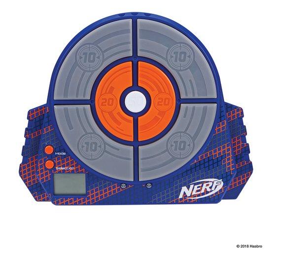 buy nerf elite digital target nerf blasters argos
