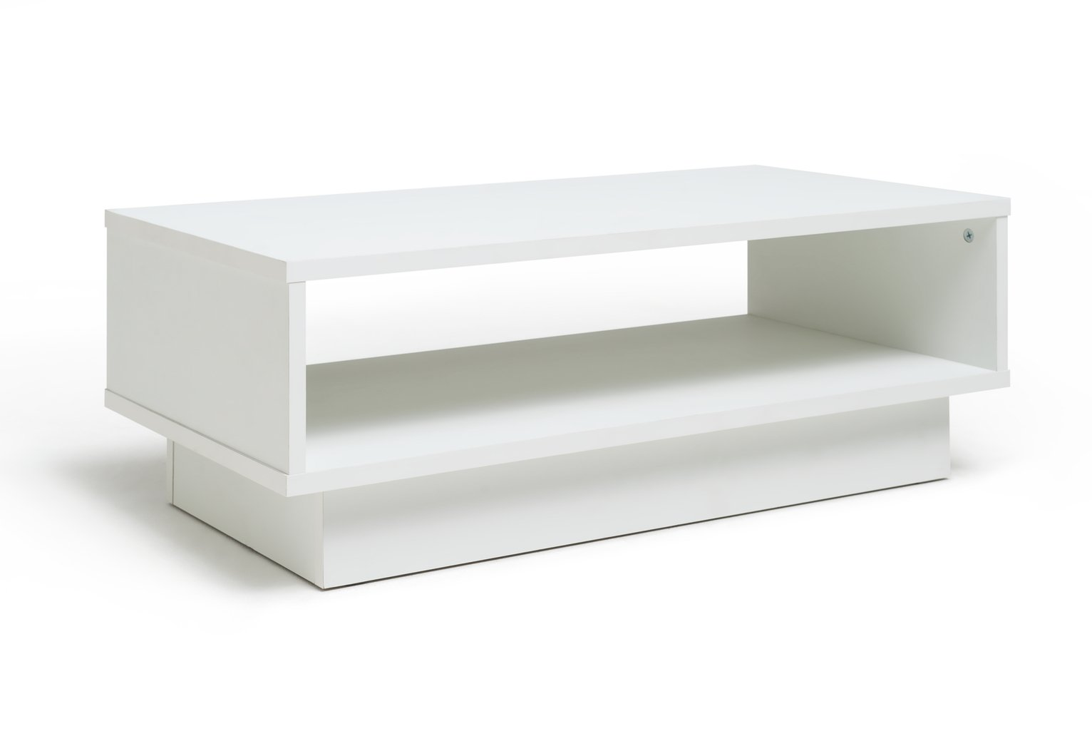 Habitat Cubes Coffee Table - White