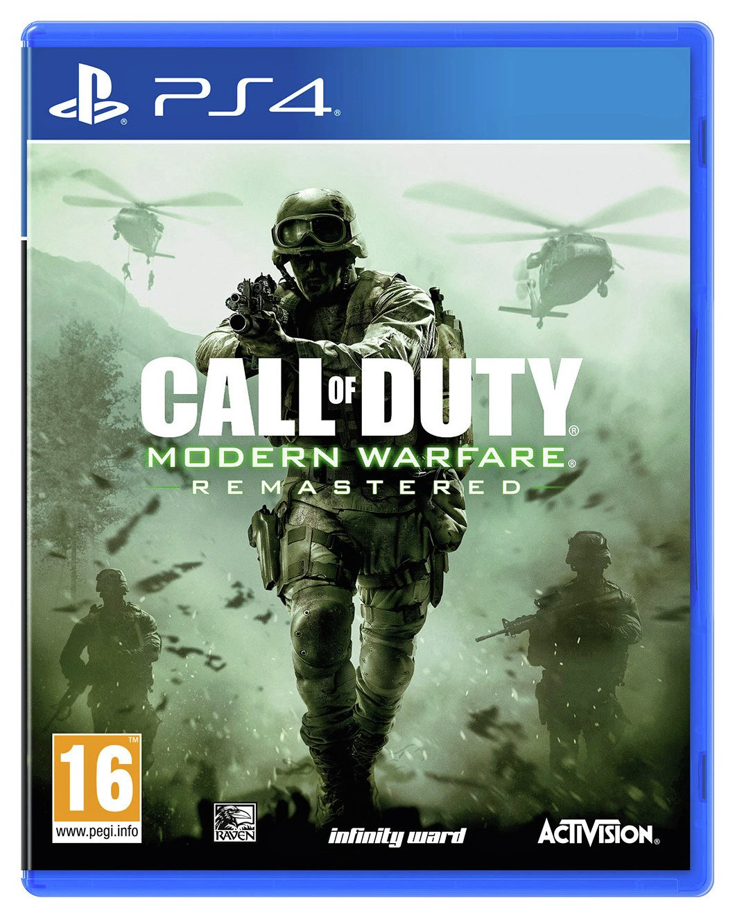 Call of Duty 4: Modern Warfare PS4 Game