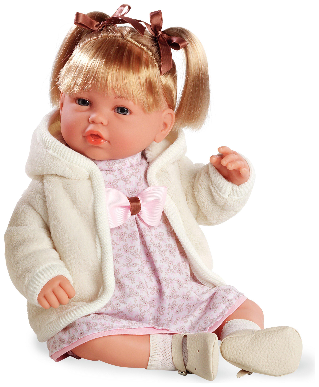 Image of Arias Elegance Laughing Doll.