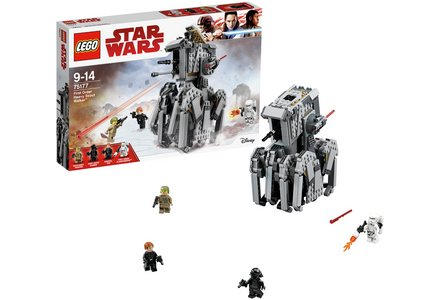 LEGO Star Wars First Order Heavy Scout Walker - 75177.