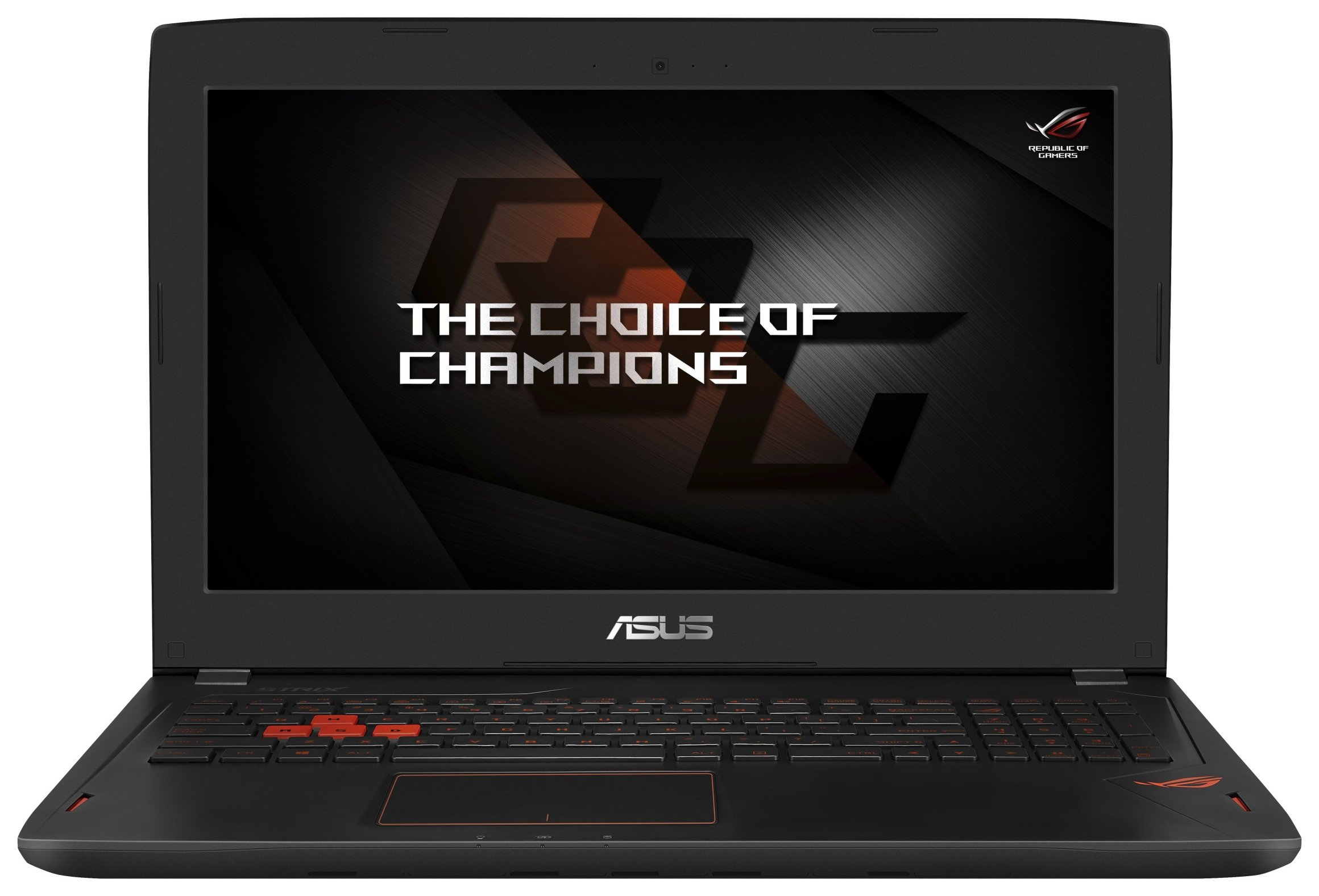 Image of ASUS i7 15.6 In 16GB 128GB 1TB GTX1060 Gaming Laptop - Black