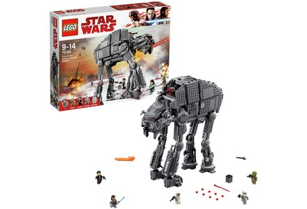 LEGO Star Wars First Order Heavy Assault Walker - 75189.