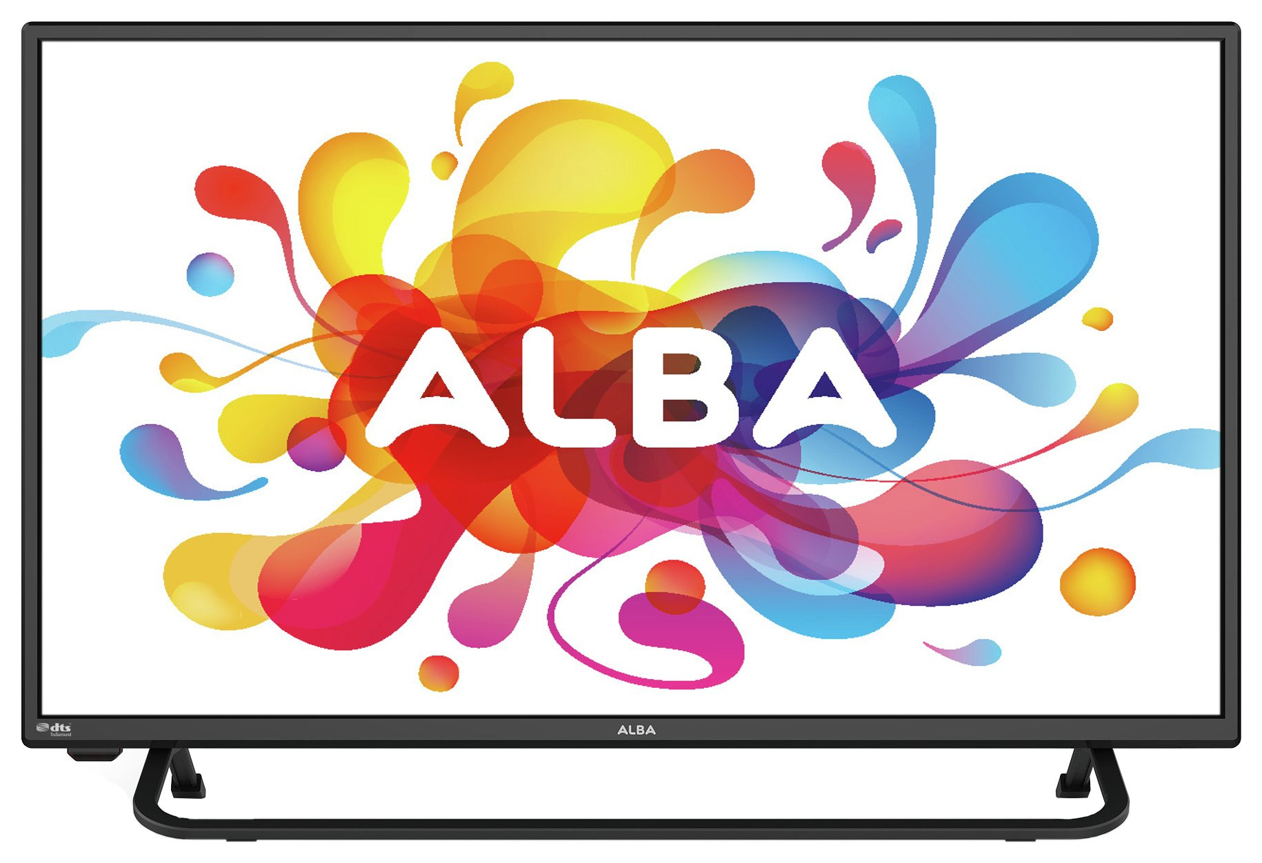 Image of Alba 28 Inch HD Ready Freeview HD TV - Black