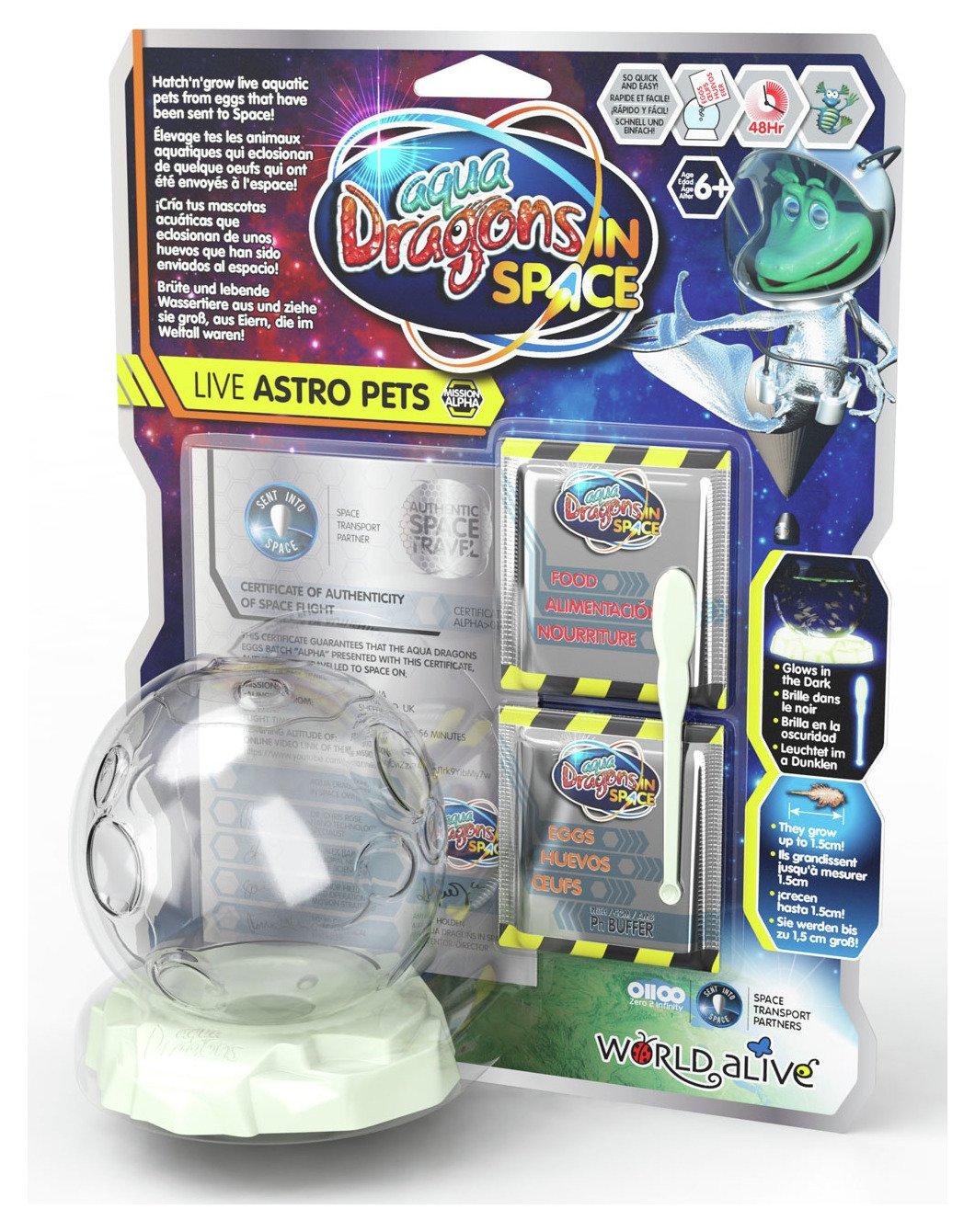 Image of Aqua Dragons Live Astro Pets.