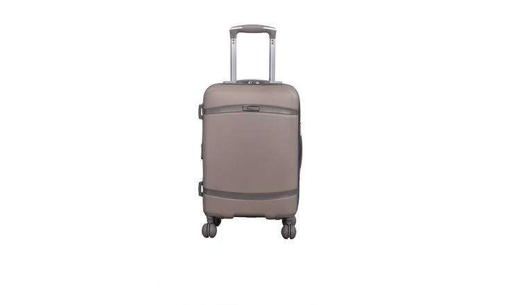 it Luggage Quaint Expandable 8 Wheel Hard Cabin Suitcase