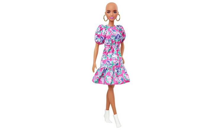 Barbie Fashionista Bald Doll