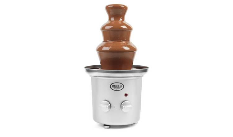 American Originals Chocolate Fountain - Silver