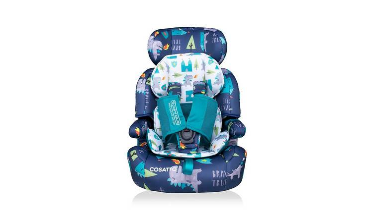 Cosatto Zoomi Group 1/2/3 Car Seat - Dragons Kingdom