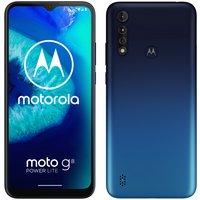 SIM Free Motorola G8 Power Lite 64GB Mobile Phone-Royal Blue