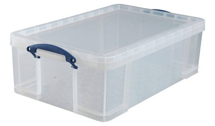 Really Useful 50 Litre Plastic Storage Box