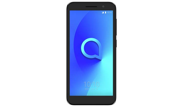 Vodafone Alcatel 1 16GB Mobile Phone - Black