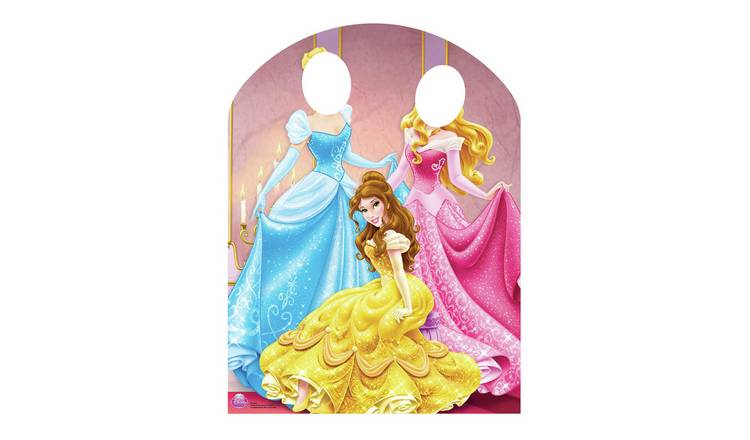 Star Cutouts Disney Princess Cardboard Cutout