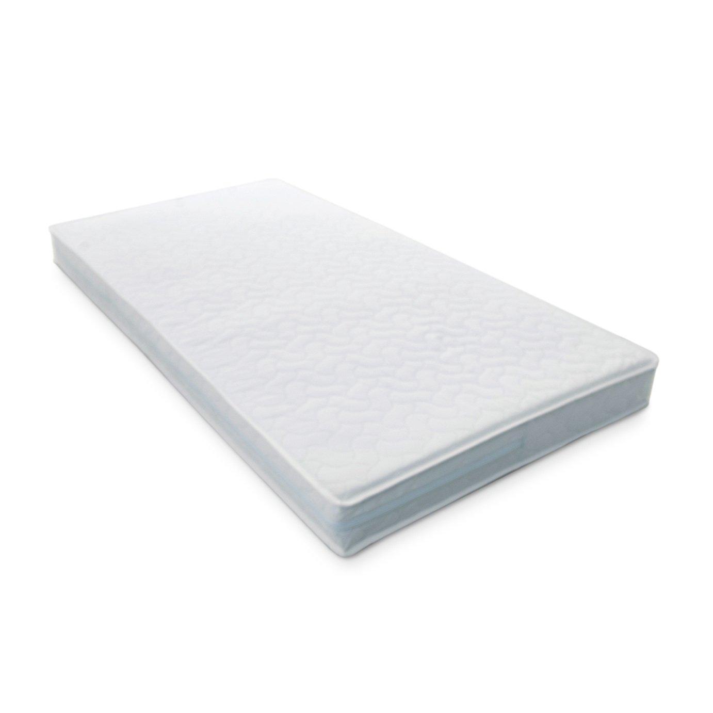 Babyhoot 140 x 70cm pocket sprung cot bed mattress