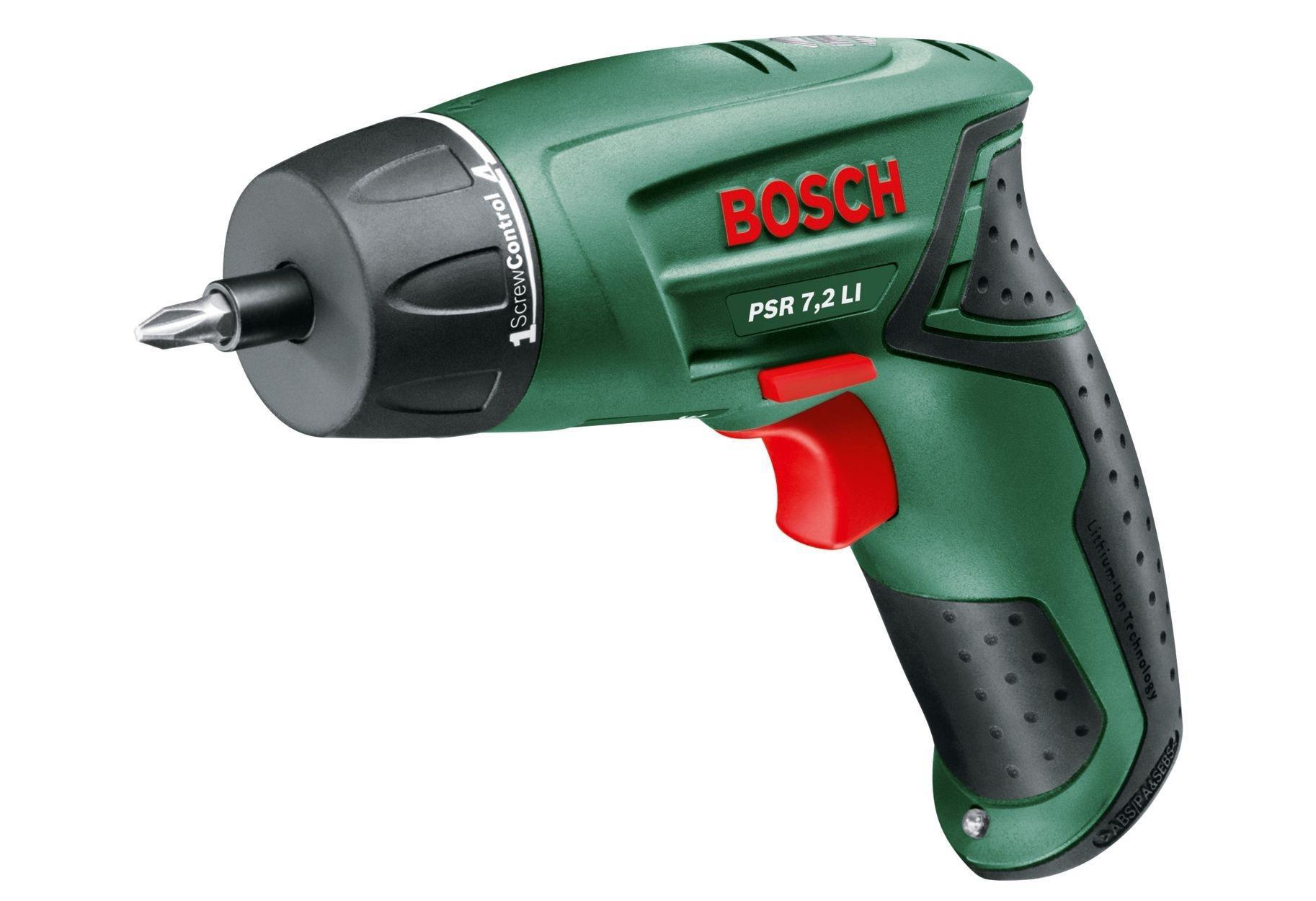 Bosch - PSR 7 2LI Cordless Screwdriver - 72V/13Ah lowest price