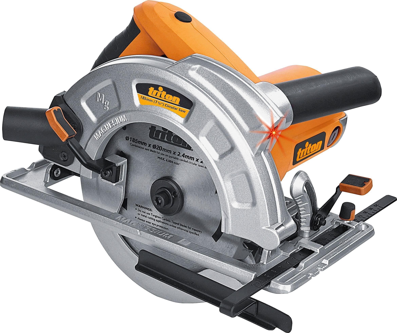 Triton - TA184CSL Precision Circular Saw 1800W lowest price
