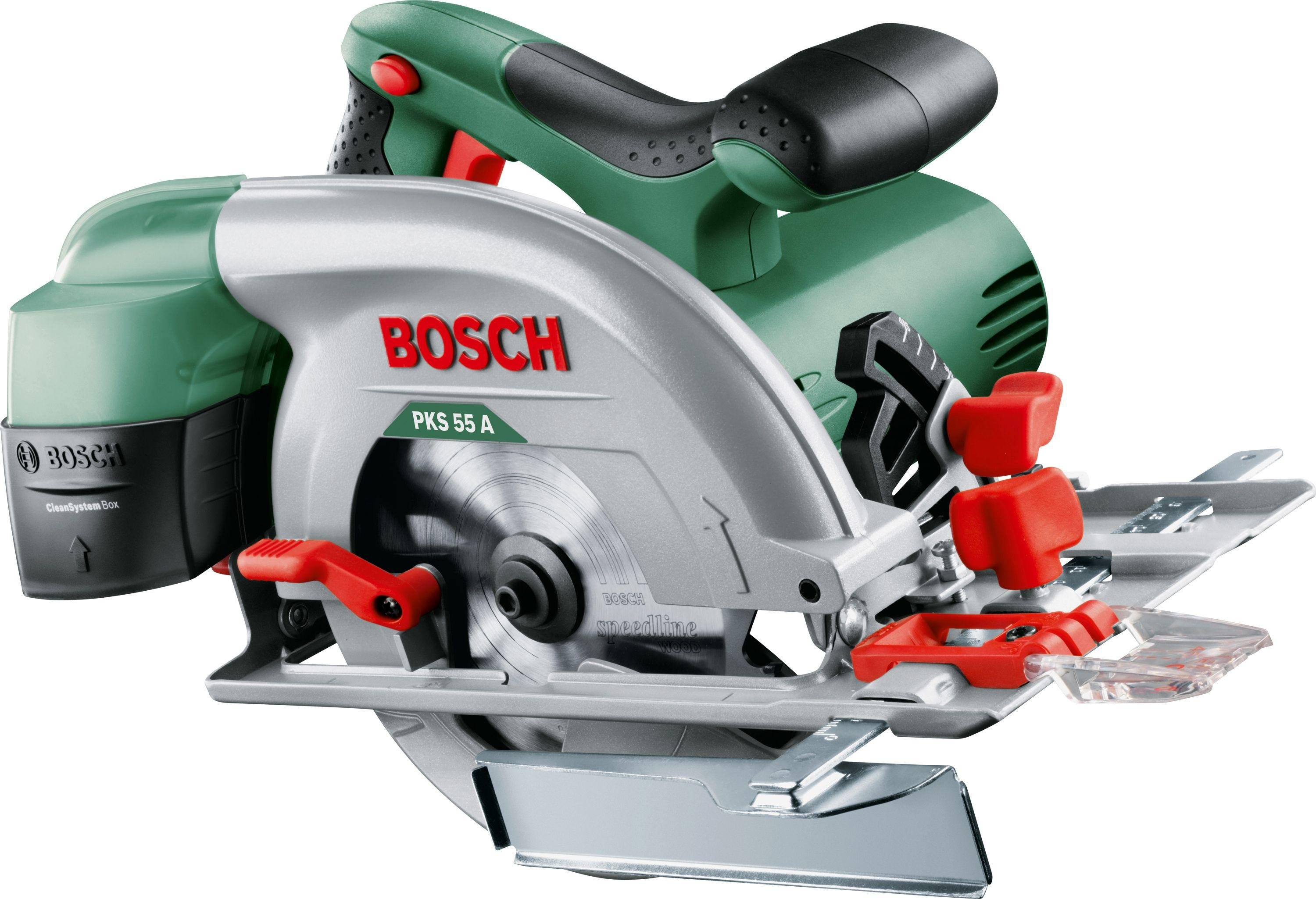 Bosch - PKS 55 Circular Saw - 1200W lowest price