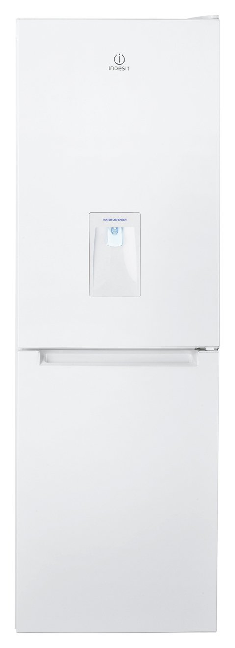 Indesit LD70N1W WTD Fridge Freezer - White