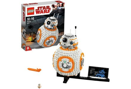 LEGO Star Wars BB-8 Figure - 75187.
