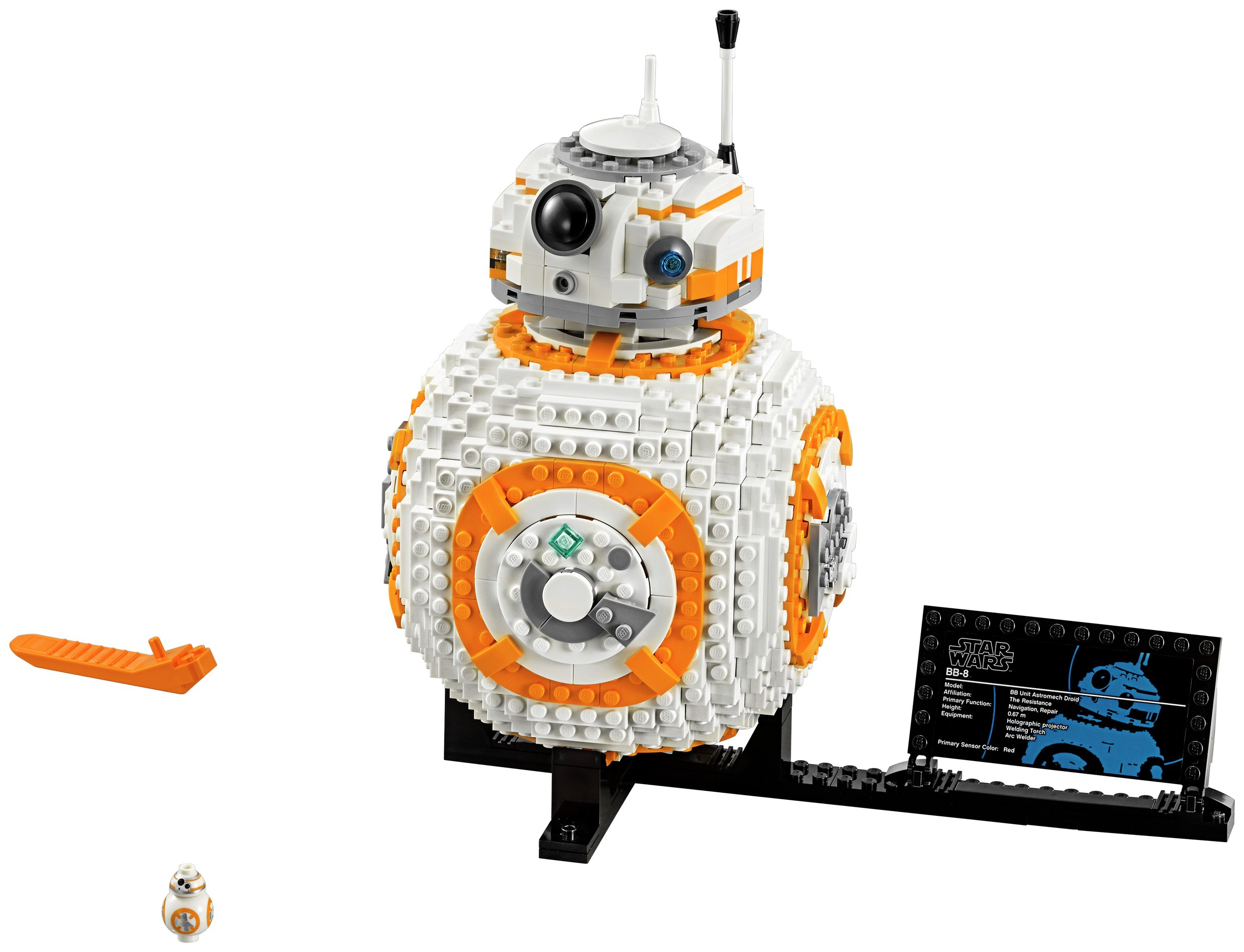 Buy LEGO Star Wars BB8 Figure - 75187 at Argos.co.uk - Your Online ...