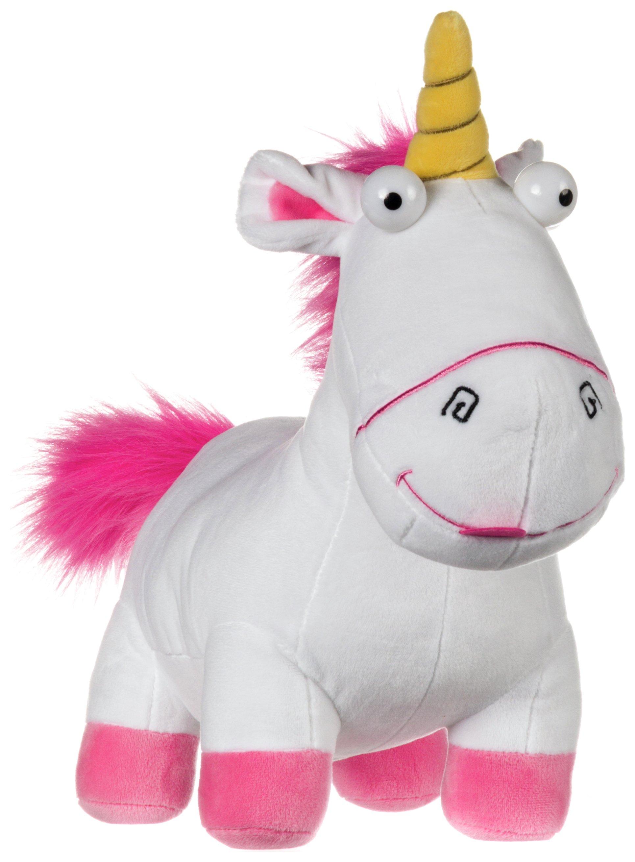 Universal Despicable Me 3 Large Fluffy Unicorn Plush