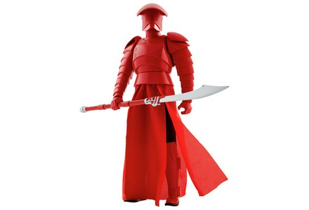 Star Wars: Ep VIII The Last Jedi Elite Guard Action Figure.