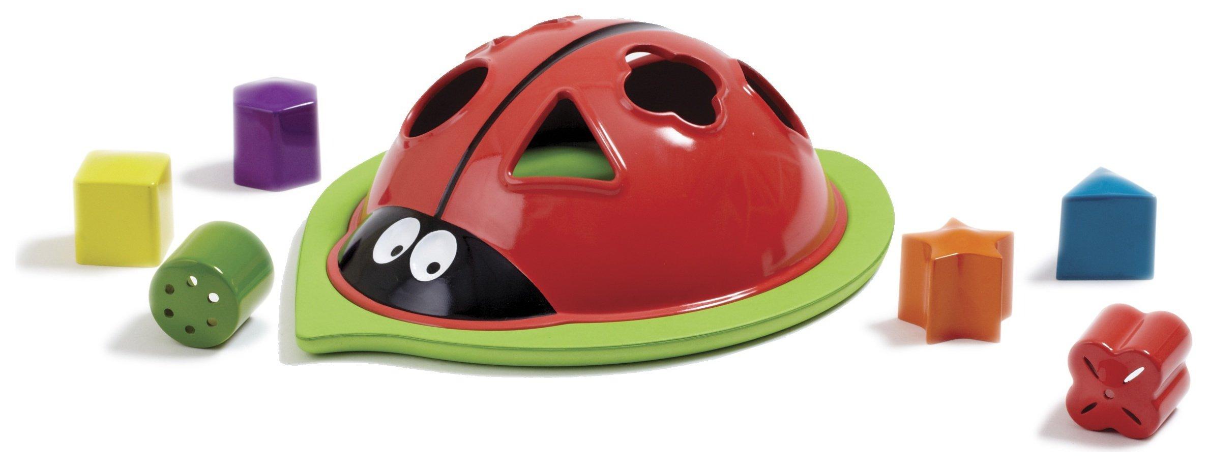 Edushape Ladybird Sorter Bath Toy.