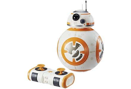 Star Wars: The Last Jedi Hyperdrive BB-8.