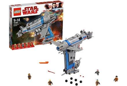 LEGO Star Wars Resistance Bomber - 75188.