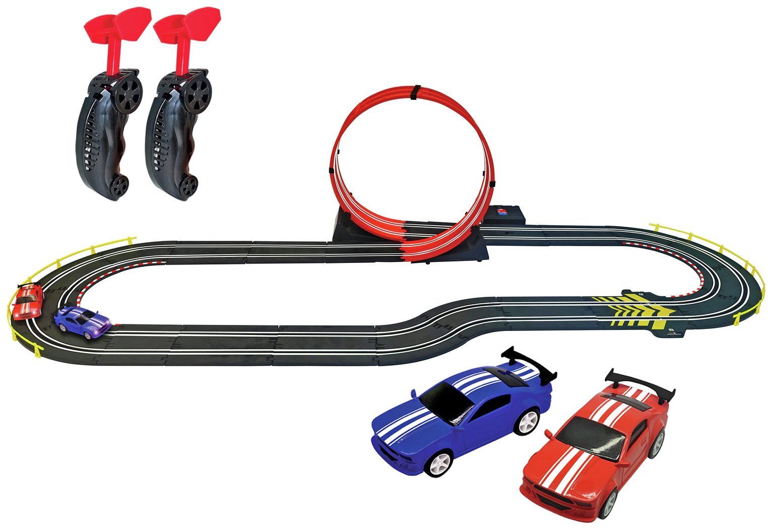 Image of Chad Valley Artin Evolution Speedy Loop Track Set