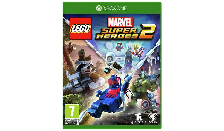 Buy LEGO Marvel Super Heroes 2 Xbox One Game | Xbox One games | Argos