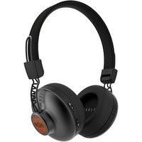 Marley Positive Vibration 2.0 Wireless Headphones - Black